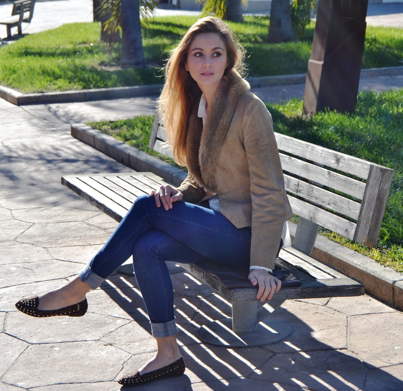 Apúntate al cuello de pelo – Cristina Carrillo